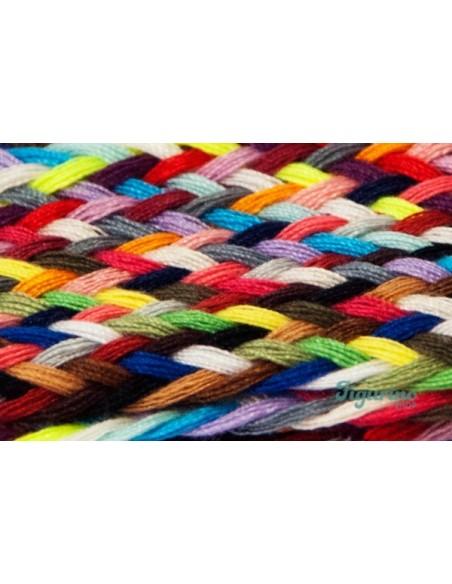 Multilinhas coloridas